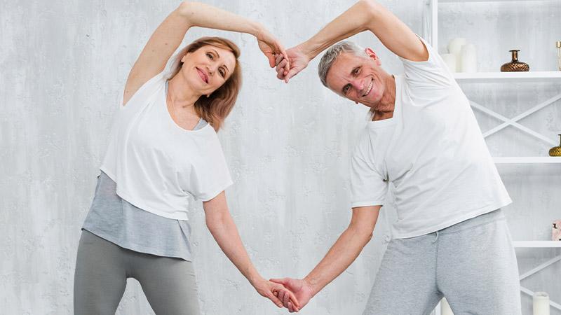 โยคะส่งเสริมกายและใจ ลดปัญหาสุขภาพ